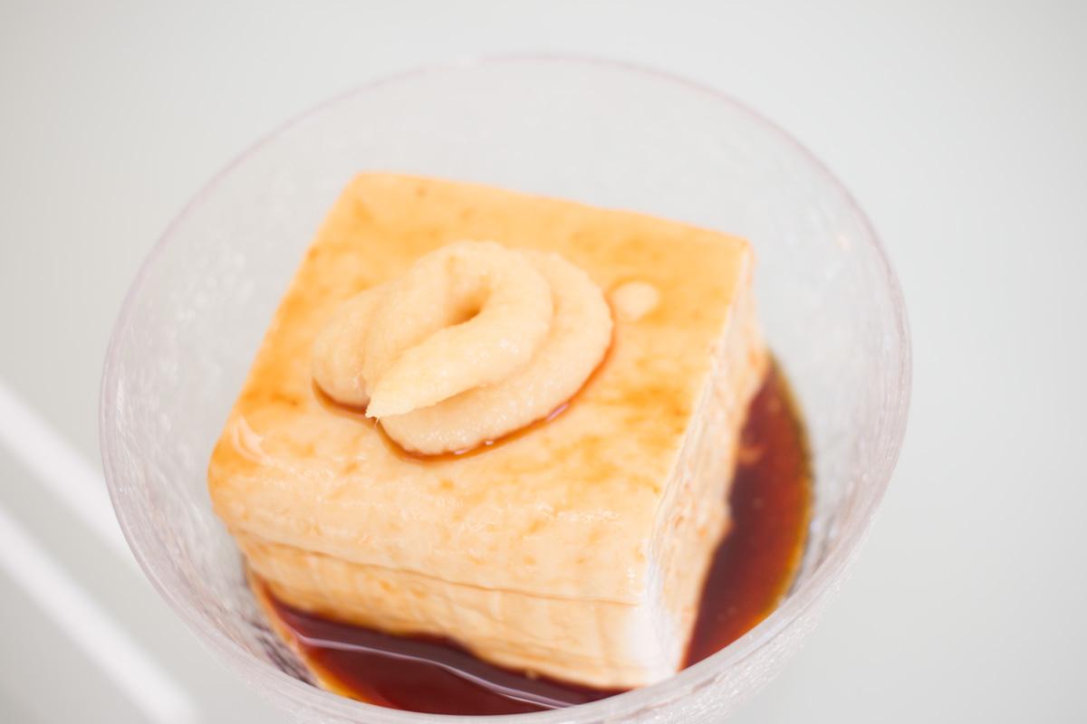 土井豆腐店 手作り豆腐