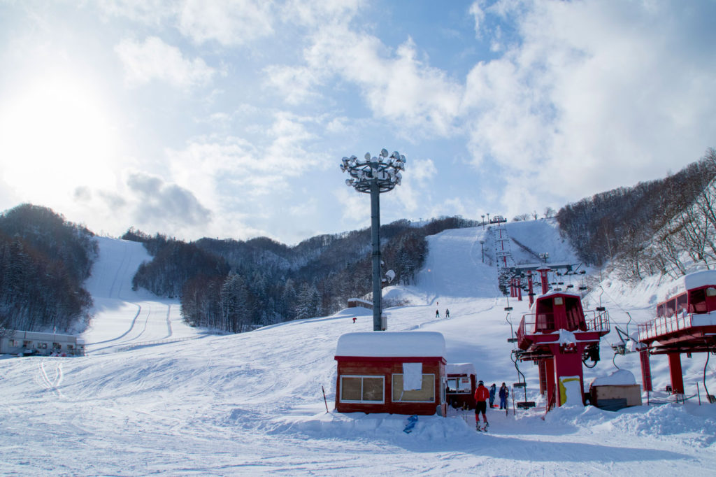 小樽市 朝里川温泉スキー場